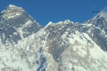 Lhotse expedition 8516m