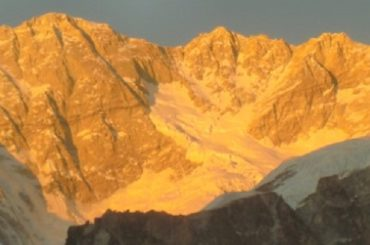 Mt Kanchenjunga expedition