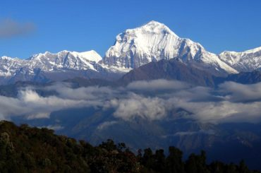Dhaulagiri Expedition 8167 m
