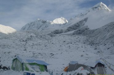 mt Shishapangma Expedition 8027 m