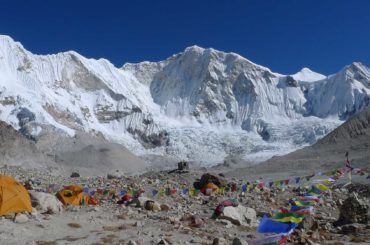 Mt Chamlang 7319m Expedition
