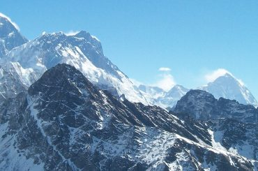 Everest base camp via Rolwaling