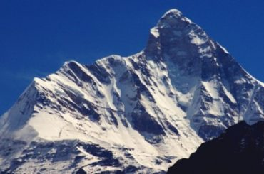Mt Nanda Devi Expedition